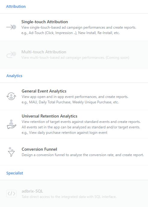 Data Explorer – Adbrix Help Center